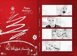 Photo christmas cards in photoshop for Christmas cards templates for photoshop