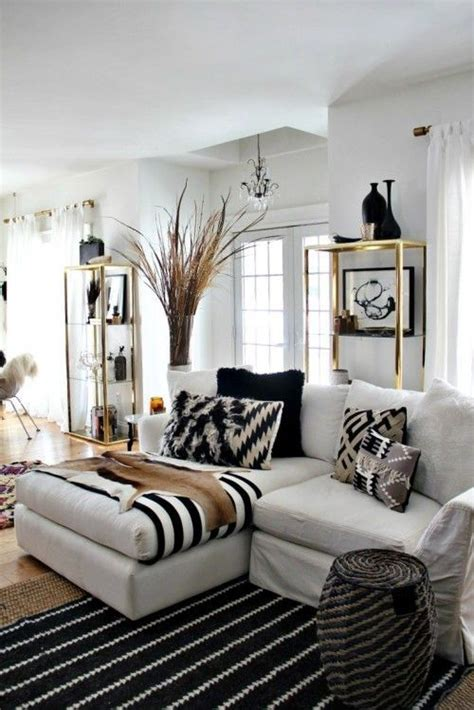 black and white decor 25 best ideas about gold home decor on pinterest gold accents gold accent decor and chic