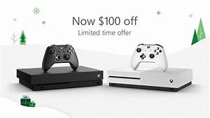 Microsoft Slashes Prices On These 1TB Xbox One S And Xbox