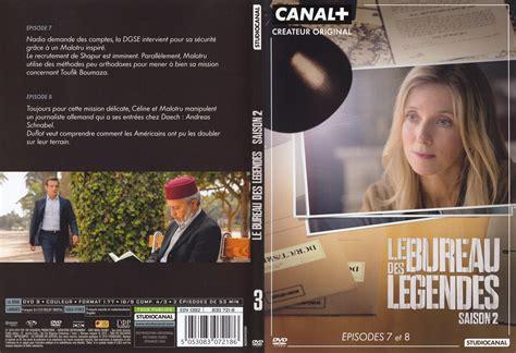 le bureau saison 1 jaquette dvd de le bureau des légendes saison 2 dvd 3