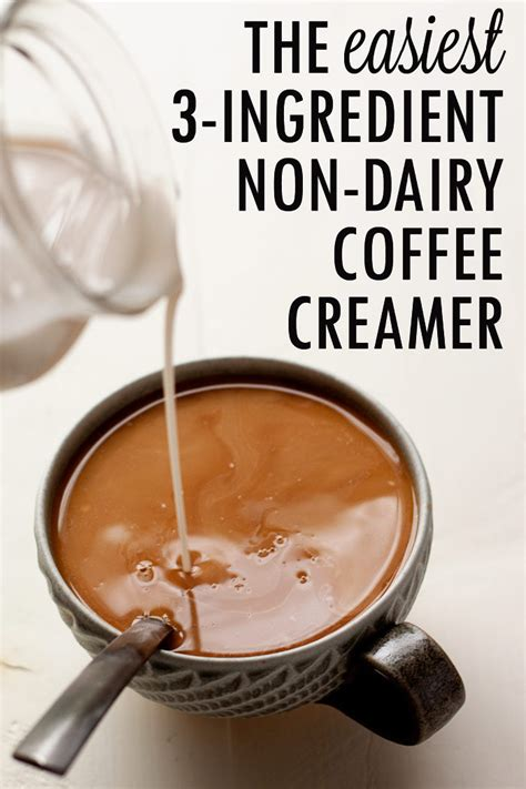 Set aside to cool once cooled, store it in a glass jar in the refrigerator. 3-Ingredient Non-Dairy Coconut Coffee Creamer - Kitchen Treaty