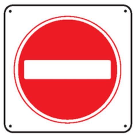 bureau de securite privee panneau sens interdit picto renforcé stocksignes