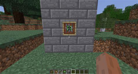 minecraft comment avoir deux objets dans un cadre
