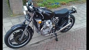 Honda Cx500 First Ride