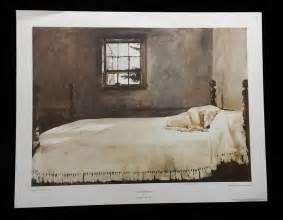 master bedroom by andrew wyeth print ebay