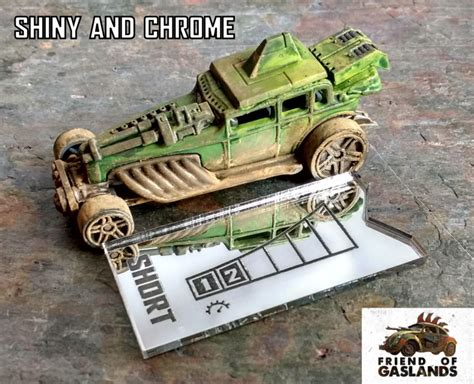 gaslands templates 28mm scale gaslands template set chimeric designs