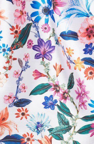 floral print  patterns images  pinterest