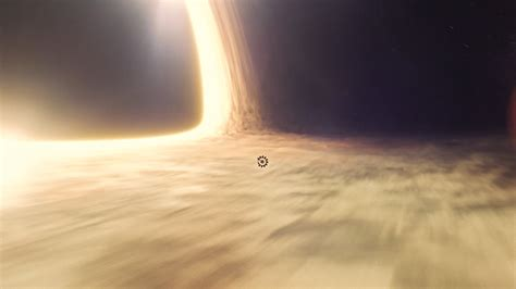#Interstellar (movie), #film stills, #Gargantua , #black ...