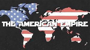 American cultural imperialism v2 - YouTube