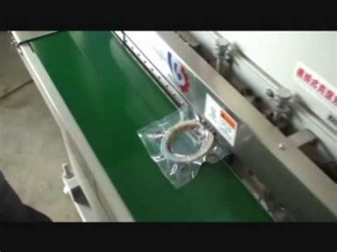 continuous type vacuum sealing machine standard version tw youtube