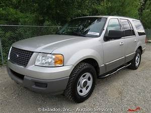 Purchase Used 2003 Ford Expedition Full Size Suv Triton 5 4l V8 4x4 Auto Ac Pw Pdl Ps Bidadoo In