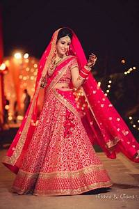 There is a huge group of beautiful brides that wore Sabyasachi lehenga on their wedding day