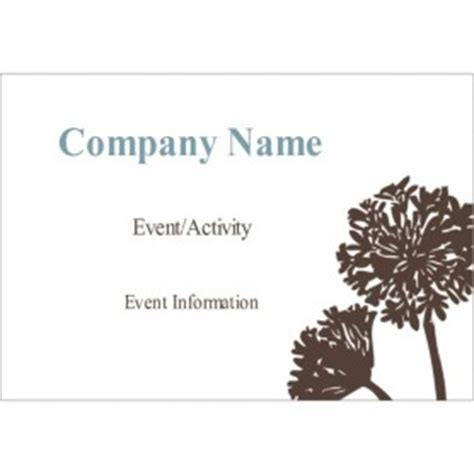 avery template 88395 templates brown tree name badge label 8 per sheet avery