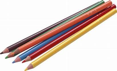 Pencil Transparent Background Clipart Core Colored Clip