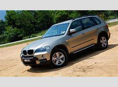 E70 BMW X5 30d Test Drive Review