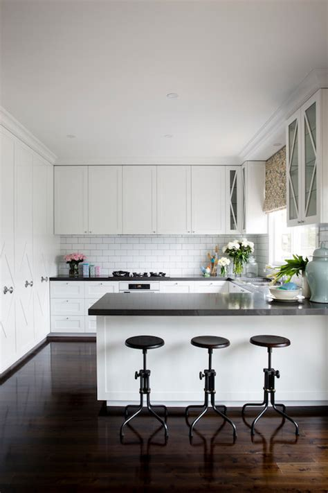 kitchen cabinets to ceiling height ceiling height cabinets transitional kitchen horton