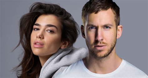 "Calvin Harris And Dua Lipa Deliver Electric Banger ""one Kiss"""