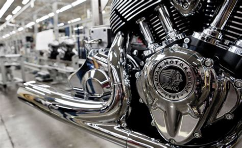 2016 Indian Chief Dark Horse Revealed In Carb Documents
