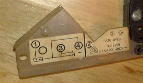 upgrading thermostat sunvic 2259 to drayon rts8 with pics screwfix community forum