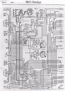 1970 Chrysler Wiring