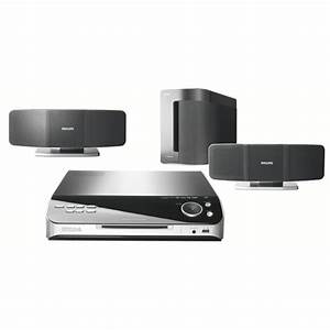 Philips HTS6500/37 DVD Home Theater System with SonoWave