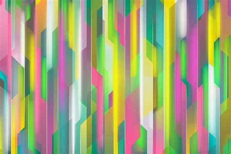 ilustrasi gratis latar belakang abstrak cerah gambar