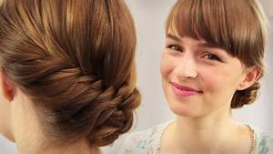 Frisuren Mittellang Hochzeit : frisuren mittellanges haar flechten hochsteckfrisuren in 2019 ~ Frokenaadalensverden.com Haus und Dekorationen