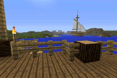 Minecraft Boat Gif by 5 Minecraft Facts You Didn T
