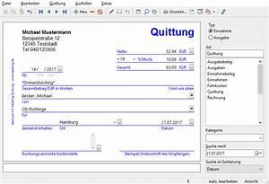 Wann Verjährt Eine Rechnung : keseling software quittung bildschirmfoto ~ Themetempest.com Abrechnung