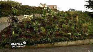 jardin en terrasse en pente fashion designs With wonderful amenager son jardin en pente 3 comment avoir un joli jardin en pente jolies idees en