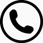 Telephone Icon Webstockreview Solid Icons Office
