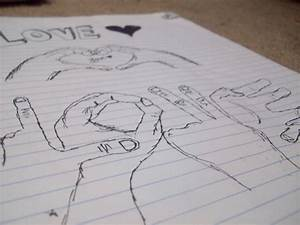 Pics Of Cute Love Sketches - DRAWING ART IDEAS