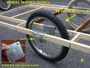 Free advice on how to fix your bicycle: Big Homebuilt El