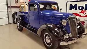 1937 Chevy 3  4 Classic Truck Very Rare Clean Pickup Frame