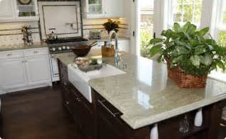 kitchen island with granite countertop pros and cons of granite kitchen countertops countertop