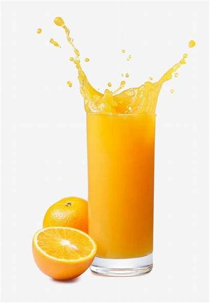 Juice Orange Splash Oranges Gambar Cup Clipart