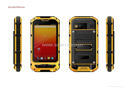 ip67 mobile outdoors mobile phone ip67 with mtk6572 android 4
