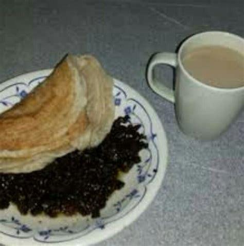 muqmad iyo canjeero iyo shaah food dairy  smoothies