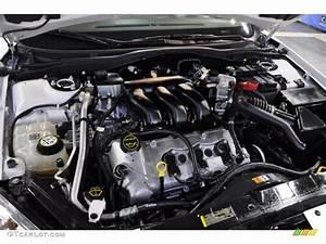 2009 Mercury Milan V6 Premier 3 0 Liter Dohc 24