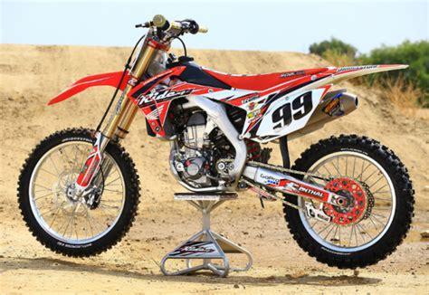 ama motocross results ride engineering crf450 project bike transworld motocross