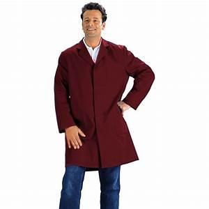 Blouse De Travail Homme : blouse travail homme manche longue bouton pression sous patte ~ Edinachiropracticcenter.com Idées de Décoration