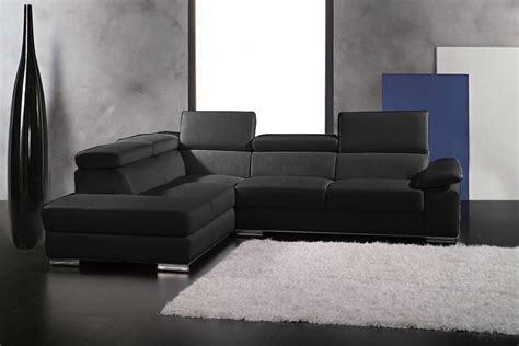 petit canapé d angle cuir canapé d 39 angle petit helsinki en cuir haut de gamme