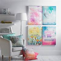 trending photo frame wall decals Trending Decor with Graham & Brown - The Popsicle Trend