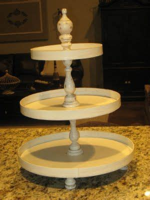 whitneys wannabe antique cake stand
