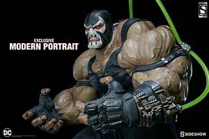 Sideshow Bane Premium Format Figure MightyMega