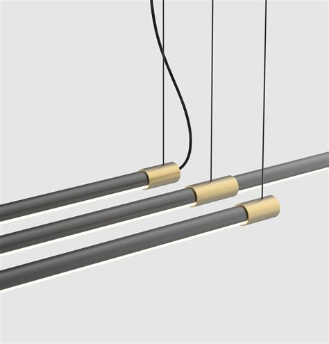 Led Ceiling Light Fixture by Juniper Thin Suspension Light Peter Bristol