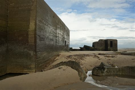 wissant france abandoned germans remains sinking