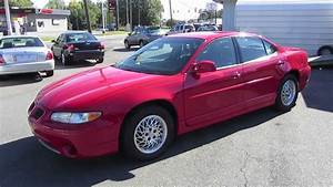 1998 Pontiac Grand Prix Gt Start Up  Exhaust  And In Depth