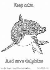 Coloring Awareness Environment Marine Ocean Sea Pdf Sample sketch template