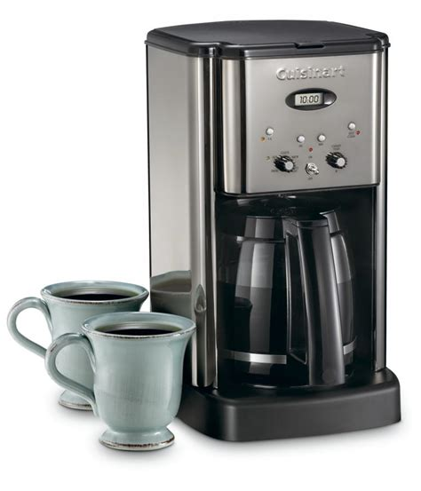 cuisine arte dcc 1200 coffee makers products cuisinart com